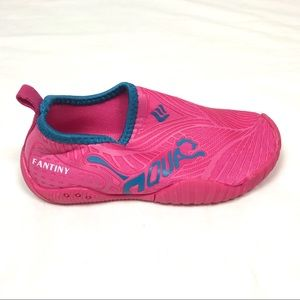 Fantiny Quick Dry Pink Water Shoes ! Beach Pool